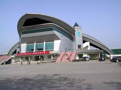 四川成都体育馆