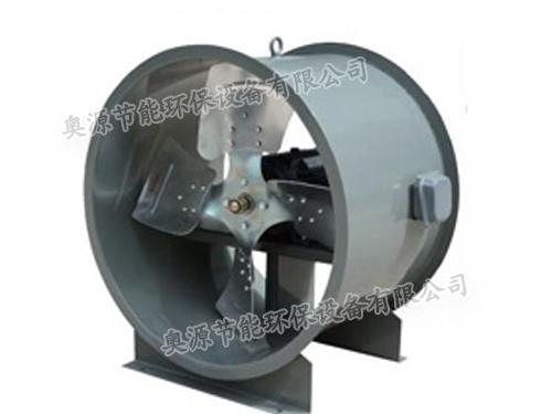 四川T35-11低噪声轴流风机